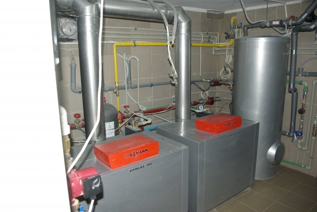 газові котли до встановлення теплової попмпи
