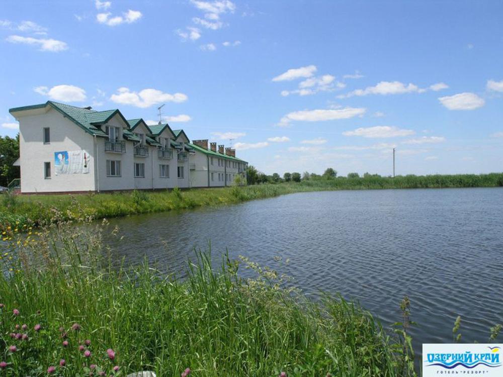 Озерний край Nibe
