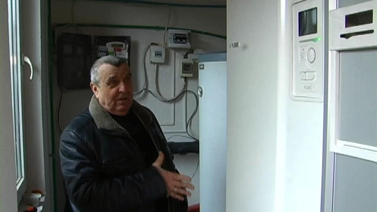 В Новолинському водоканалі тепловий насос бере тепло з холодного водогону - вперше в Україні.